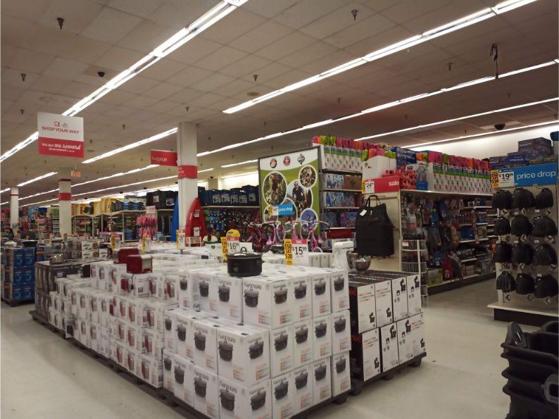 グアムのKマート内部写真4